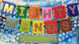 """""""Mighty Wings"""" Monarch Metamorphosis Song Set"""