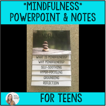 """""""Mindfulness"""" Activity for Middle & High School Students"""
