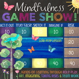 *Mindfulness Lesson: Fun & Interactive Quiz Show Teaching Mindful Coping Skills