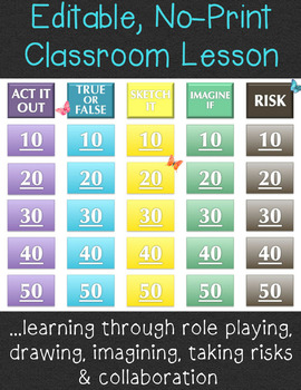 *Mindfulness Lesson: School Counseling Game teaching Mindful Coping Skills