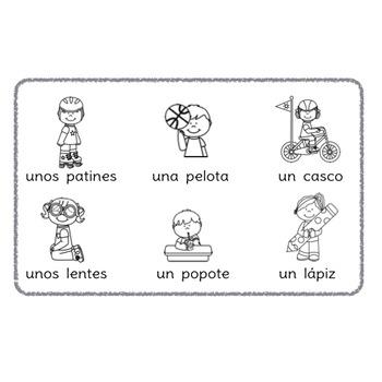 ¡Mira lo que tiene!: A beginning Spanish workbook/reader (tiene, body parts)