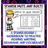 ¡Mira lo que tiene!: A beginning Spanish workbook/reader (