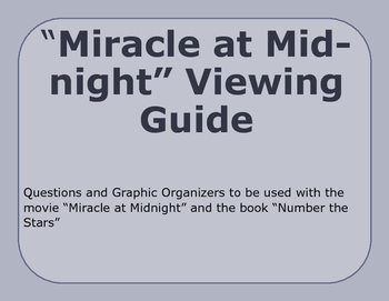 """Miracle at Midnight"" Movie Guide and Activities"