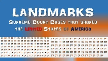 miranda v arizona landmark supreme court case ppt handouts more. Black Bedroom Furniture Sets. Home Design Ideas