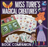 """Miss Turie's Magical Creatures"" Vocabulary Book Companion"