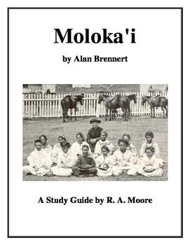 """""""Moloka'i""""  Alan Brennert: A Study Guide"""