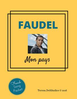 """""""Mon Pays"""" Faudel"""