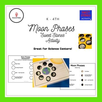 """""""Moon Phases"""" Science Center Activity"""