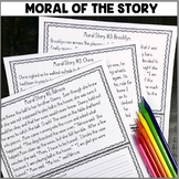 """Moral of the Story"" Center"