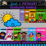 Morning Work for the Year -First Grade-Bundle