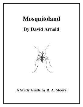 """Mosquitoland"" by David Arnold: A Study Guide"