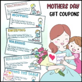 ♥♥ Mother's Day Coupons/Vouchers Gift Idea for students ♥♥