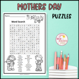 Mother's Day Activities Puzzles