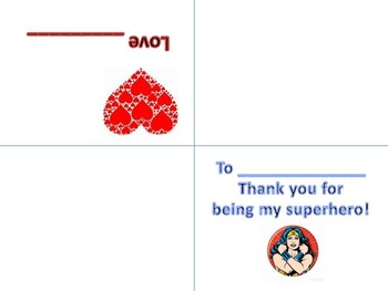 """""""Mother's Day"""" card (for grandmas and aunts too)"""