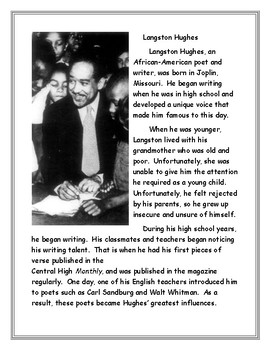 """""""Mother to Son"""" by Langston Hughes"""