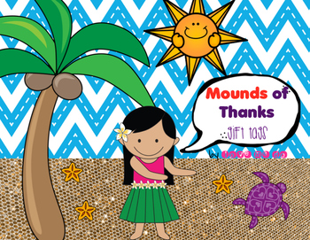 """Mounds"" of Thanks Gift Tags--Interview Ready!"
