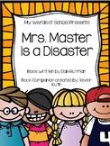 """""""Mrs. Master is a Disaster"""" Book Companion (My Weird School Book Series)"""