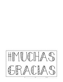 #MuchasGracias