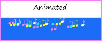 Google Classroom Animated Theme (Music)