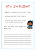 """NEW! """"My Anti-Bullying Workbook"""" - 21 pages - Just Print!"""