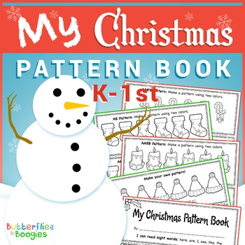 ❅ My Christmas Pattern Book ❅