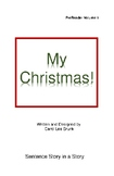 'My Christmas' Volume 1 PreReader by Carol Lee Brunk Compr