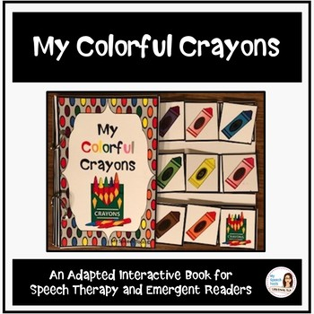 My Colorful Crayons\