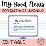"""""""My Good News"""" Digital Slides for Distance Learning and Co"""