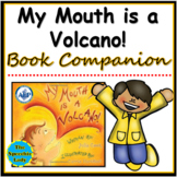 """My Mouth is a Volcano"" Craft"