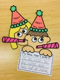 """My New Year's Goal"" Craftivity"