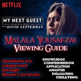 """""""My Next Guest Needs No Introduction"""": Malala Yousafzai --"""