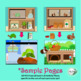 """""""My Quiet Pet Shop Book"""" by LilyVale Learning- Busy Book for Early Childhood"""