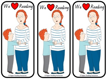 """My Mum Says the Strangest Things"" Reading comprehension activities"