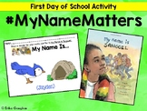 #MyNameMatters | My Name is Sangoel | First Day of School