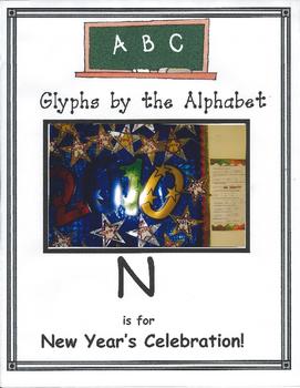 (N) New Year's Celebration Glyph