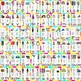 {NEON} Alphabet & Phonics Cards