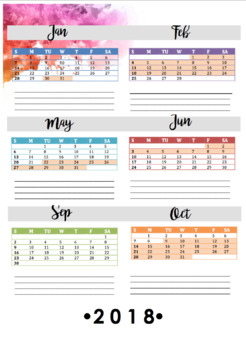 *NEW* 2018 Pre-Service Teacher Planner