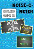 *NEW AND IMPROVED* Noise-O-Meter