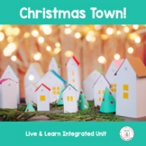 **NEW** CHRISTMAS TOWN Integrated Unit and Design Challenge!
