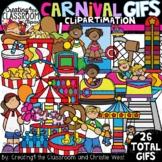 **NEW- Carnival GIFs Clipartimation {Carnival GIFs}