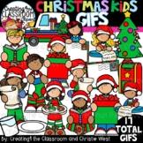 **NEW- Christmas Kids GIFs Clipartimation {Christmas GIFs}