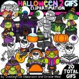 **NEW- Halloween 2 GIFs Clipartimation {Halloween GIFs}