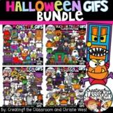 Halloween GIFs Bundle {Halloween GIFs}