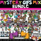 **NEW- Mystery GIFs Mix Growing Bundle {Animated Clipart}