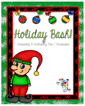 Holiday Bash! Compare~Contrast Game