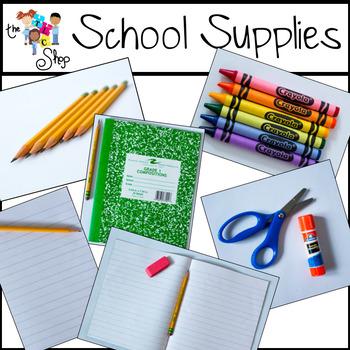 School Supplies Graphics