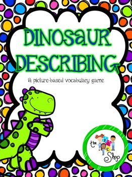 Dinosaur Describing Game