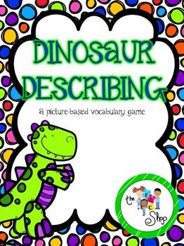 Dinosaur Describing Game