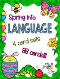 Spring into Language!!! Activity Bundle