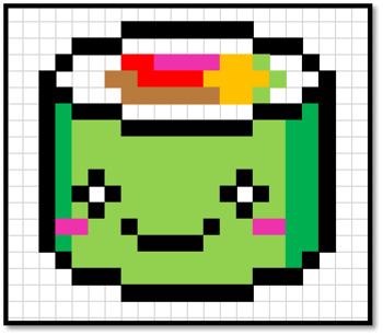 Pixel Pics: Cuties Edition